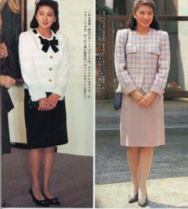そして、この画像からもお分かりかと思いますが、洋服センスも抜群に素敵ですよね! 雅子さま